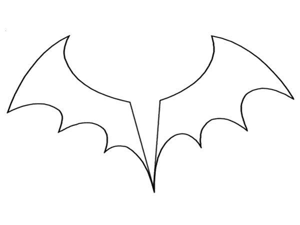 molde de asas de morcego