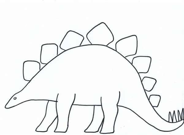 molde de dinossauro rex