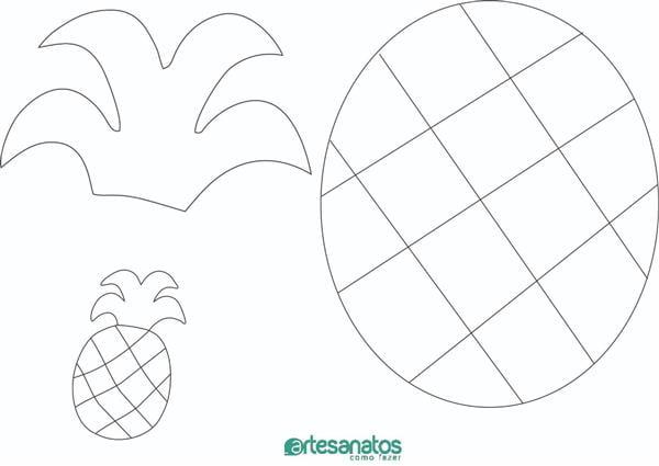 molde de frutas e legumes
