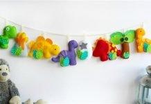 moldes de dinossauros para montar
