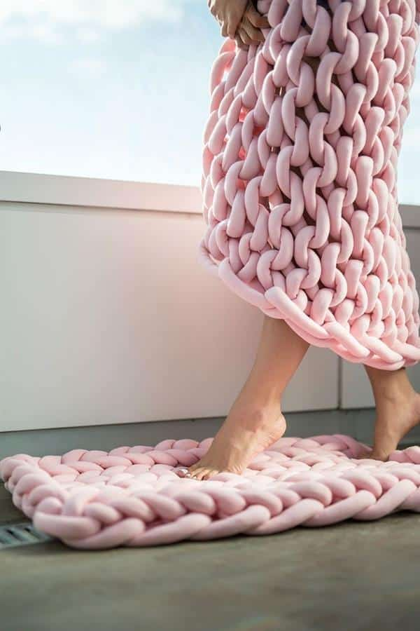 coberta de trico