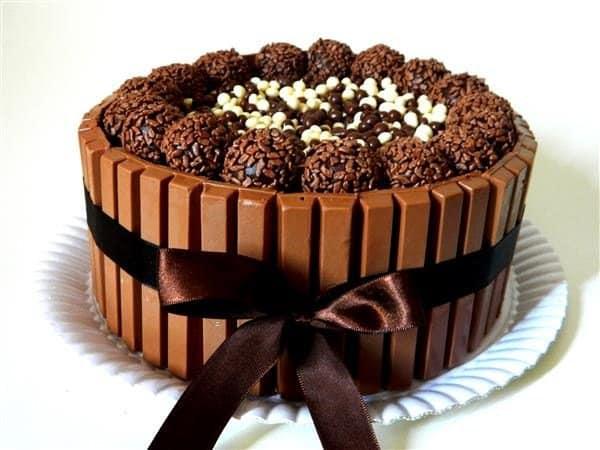 laço para bolo