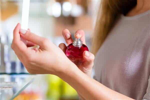 como fazer perfume