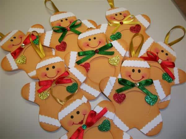biscoito de natal de eva