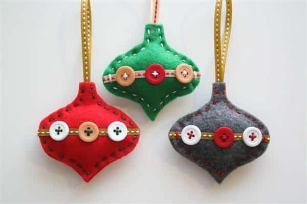 decoração de natal artesanal