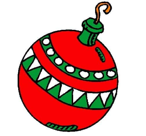 desenhos de natal coloridos