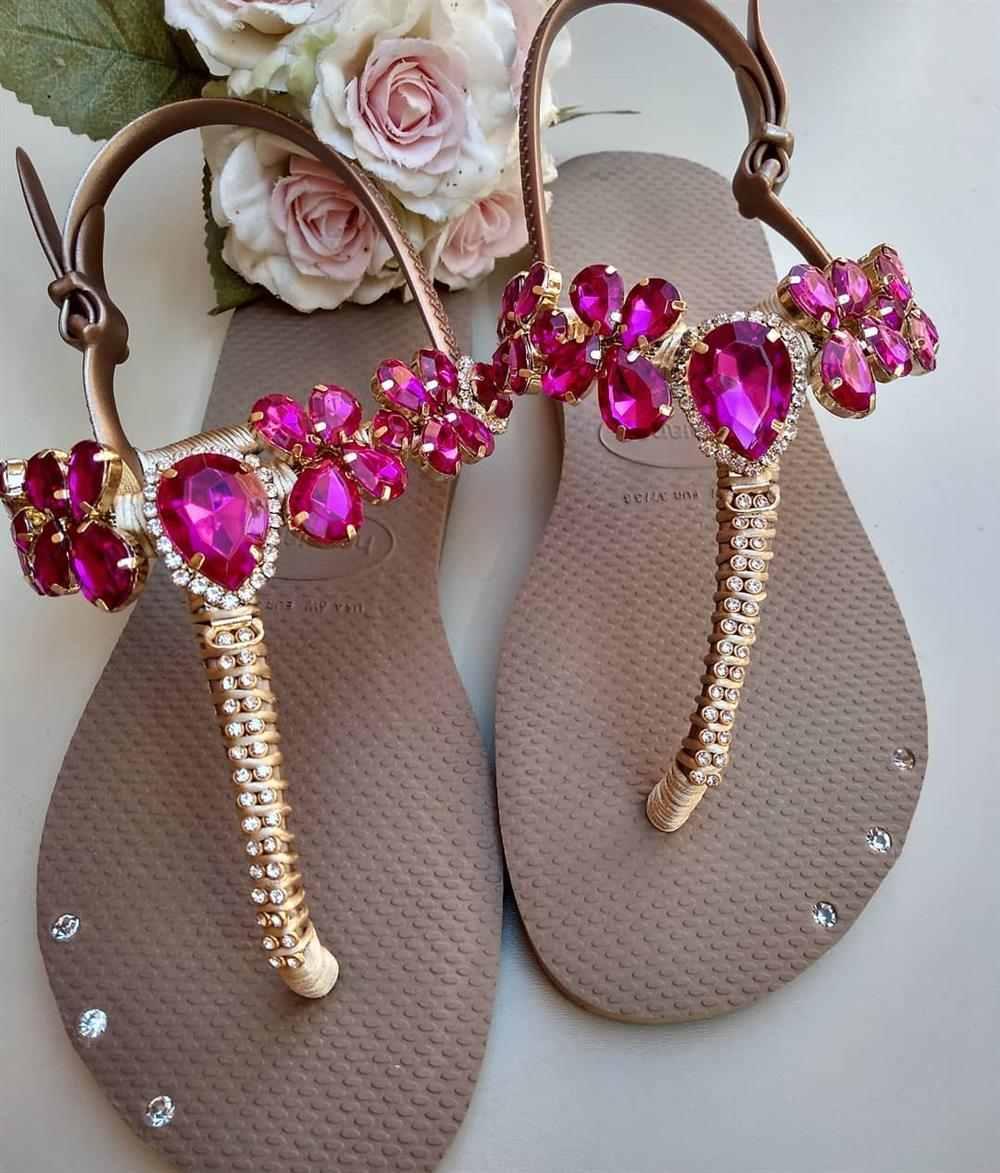 chinelo havaianas tipo sandalia