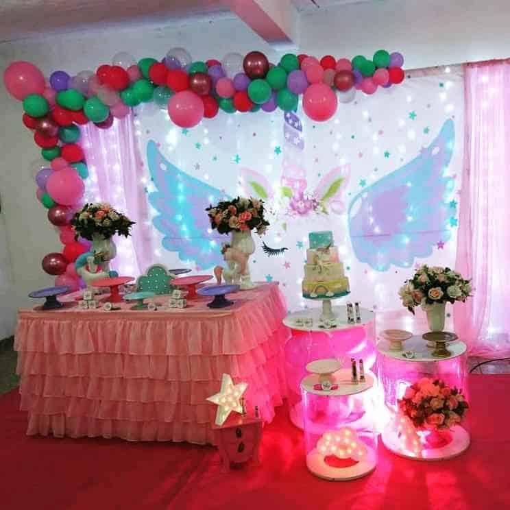 decoração de aniversario