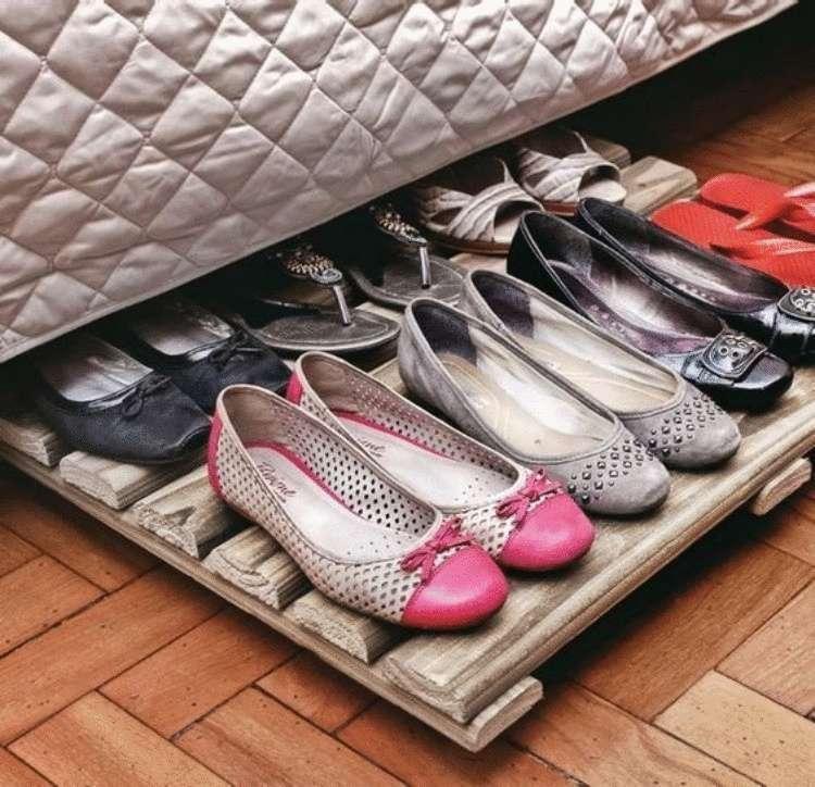 organizador de calçado