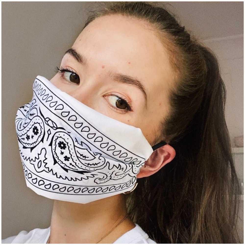como fazer mascara com camisetas velhas