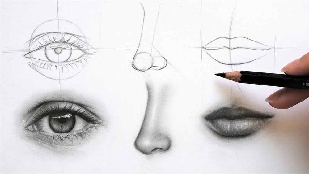 dicas de como desenhar melhor