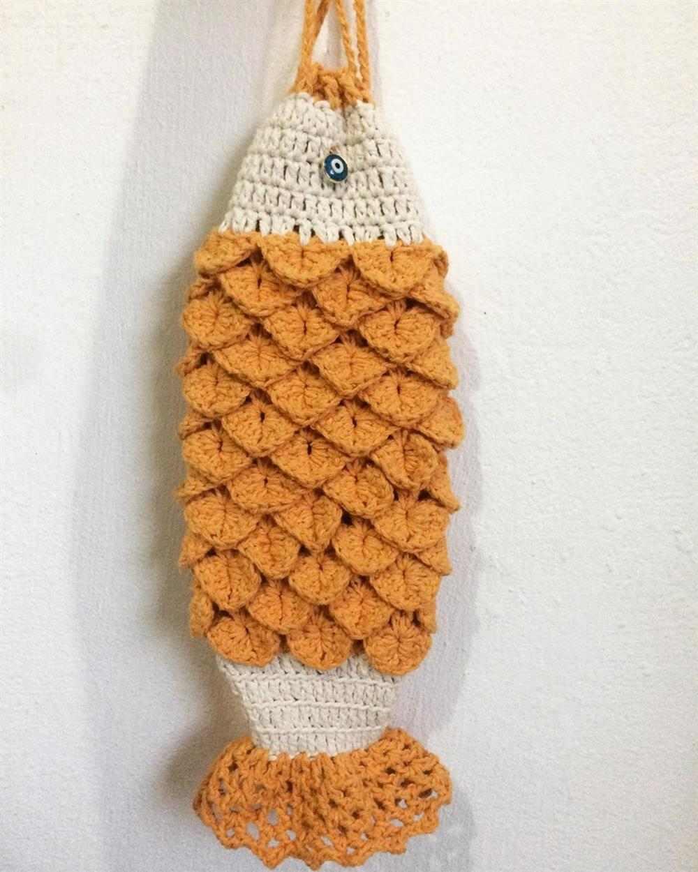 modelo de peixe escama