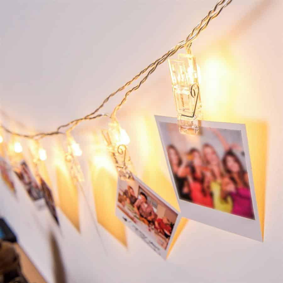 ideia de decoração simples