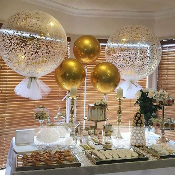 balões para decorar