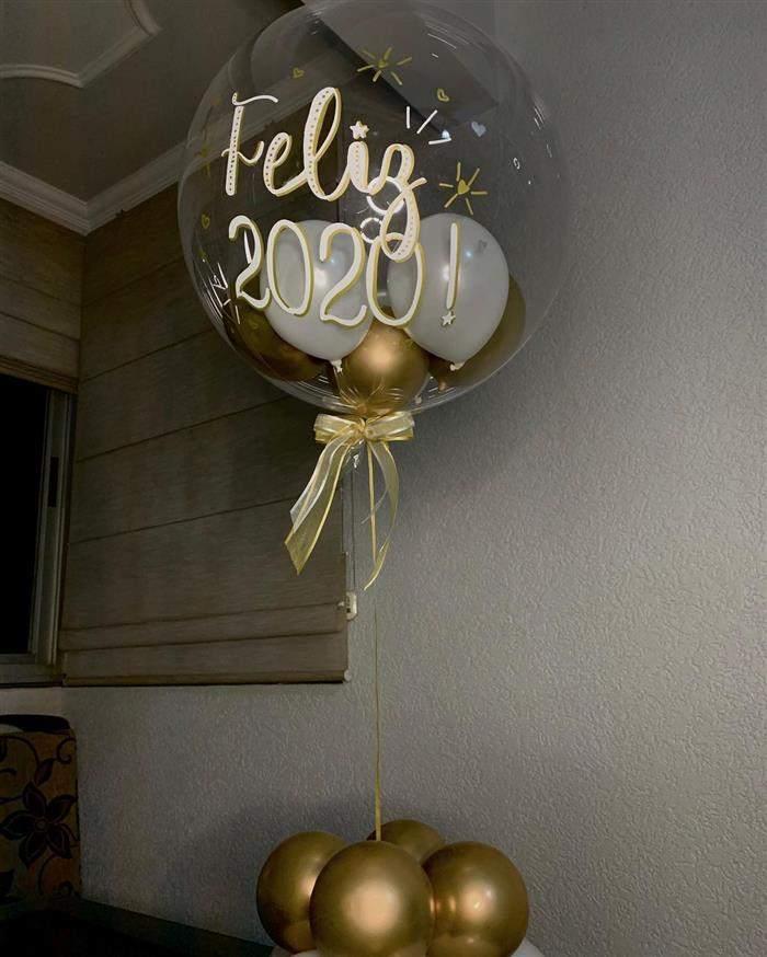 dicas para decoração de ano novo simples
