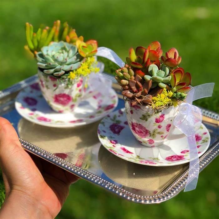 lembrancinhas de casamento para mesa de convidados